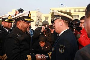 A First: China and Pakistan Conclude Naval Exercise in East China Sea