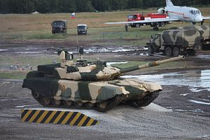 Will Thailand Buy Russian T-90 Tanks?