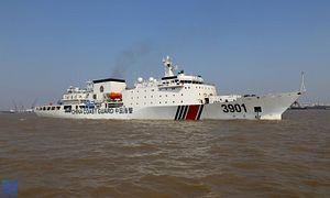 China's Maritime Operation: The 'Gray Zone' in Black and White