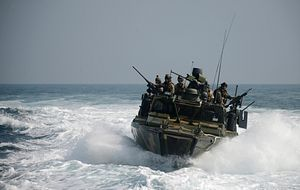 Iranian Navy Holds US Navy Sailors in the Persian Gulf