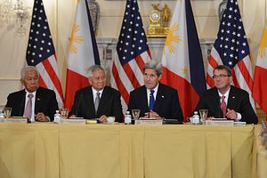 Philippines Pushes for Joint Naval Patrols With US in South China Sea