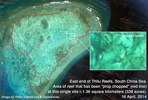 South China Sea Ruling: China Caused 'Irreparable Harm' to Environment