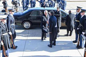 US, Australia Focus on Islamic State During Turnbull's First Visit to Washington