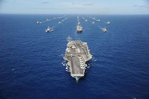 Time for the US to Start a RIMPAC for Climate Change