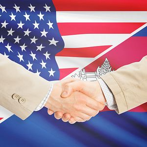 Cambodia's Hun Many Calls for Stronger US Ties