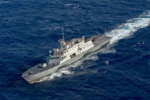 Singapore: US Navy Littoral Combat Ship Out of Action After Gear Damage