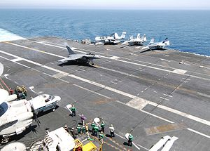 India to Consider French Fighter Jets for Navy's Newest Aircraft Carrier