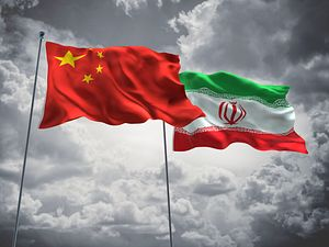 China's Relations With Iran: A Threat to the West?
