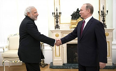 New Momentum for India-Russia Relations?