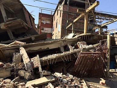 Scores Injured as Earthquake Strikes Northeast India