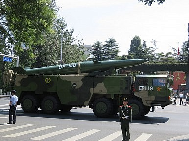 Would China Use Nuclear Weapons in a War With Taiwan?