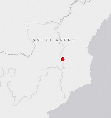 5.1 Magnitude Seismic Event Detected Near North Korean Nuclear Site, Signs of Possible Nuclear Test