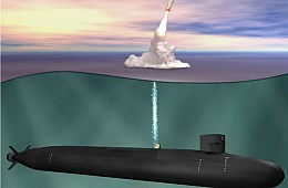US Navy Secretary: Cost of New Ballistic Missile Sub Is 'Eye Watering'