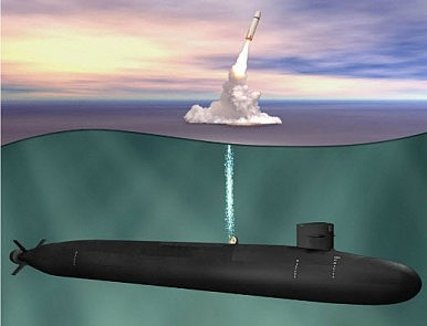 US Navy Pushes Ahead With Plan to Build 12 New Nuclear Ballistic Missile Subs