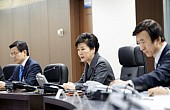 South Korea's Impeached President Park Now Under Arrest