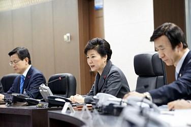 South Korea's Impeached President Park Now Under Arrest