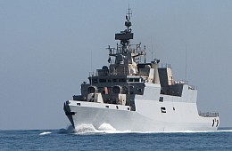 India, Russia to Hold Joint Naval Exercise