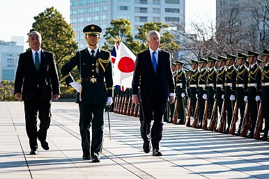 Great Britain and Japan to Deepen Defense Cooperation