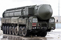 Russia Inducted 80 New ICBMs in Last 5 Years