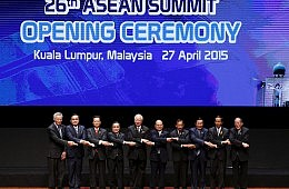 The ASEAN Economic Community: The Force Awakens?