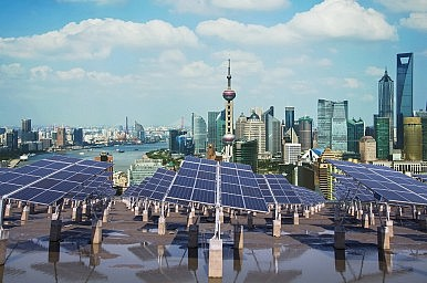 China's Multipronged Green Development Target