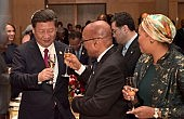 China's Africa Strategy: Going Global With Infrastructure Investment