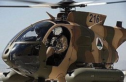 Afghanistan to Receive 12 New Attack Helicopters