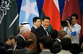 Revealed: China's Blueprint for Building Middle East Relations