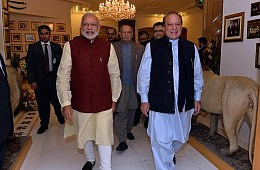 Talks Between India and Pakistan Postponed Until the 'Near Future'