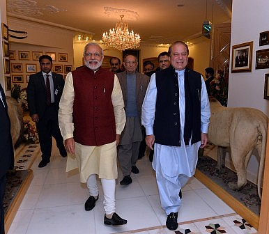 Talks Between India and Pakistan Postponed Until the 'Near Future'