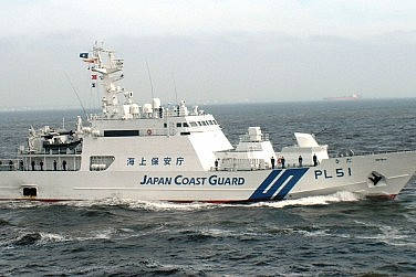 Coast Guards of India and Japan Conclude Naval Exercise