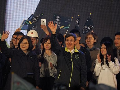 Tsai Ing-wen's Victory Scripts a Path Forward for Taiwan