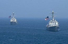 US South China Sea FONOPs to Increase in Scope, Complexity: Commander