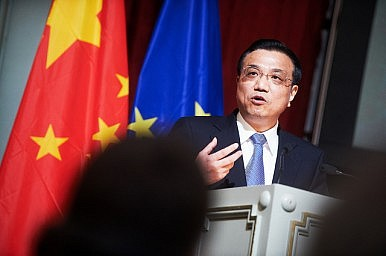So Far, So Close? EU-China Network Diplomacy