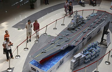 China's Aircraft Carrier Ambitions