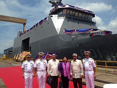 Philippine Navy Commissions New Ships in 118th Anniversary Celebration