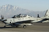 A-29s Carry Out One Third of Afghan Airstrikes