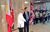 Philippines, UK to Ink New Defense Pact By End of 2016