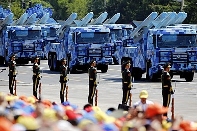 China Finally Centralizes Its Space, Cyber, Information Forces