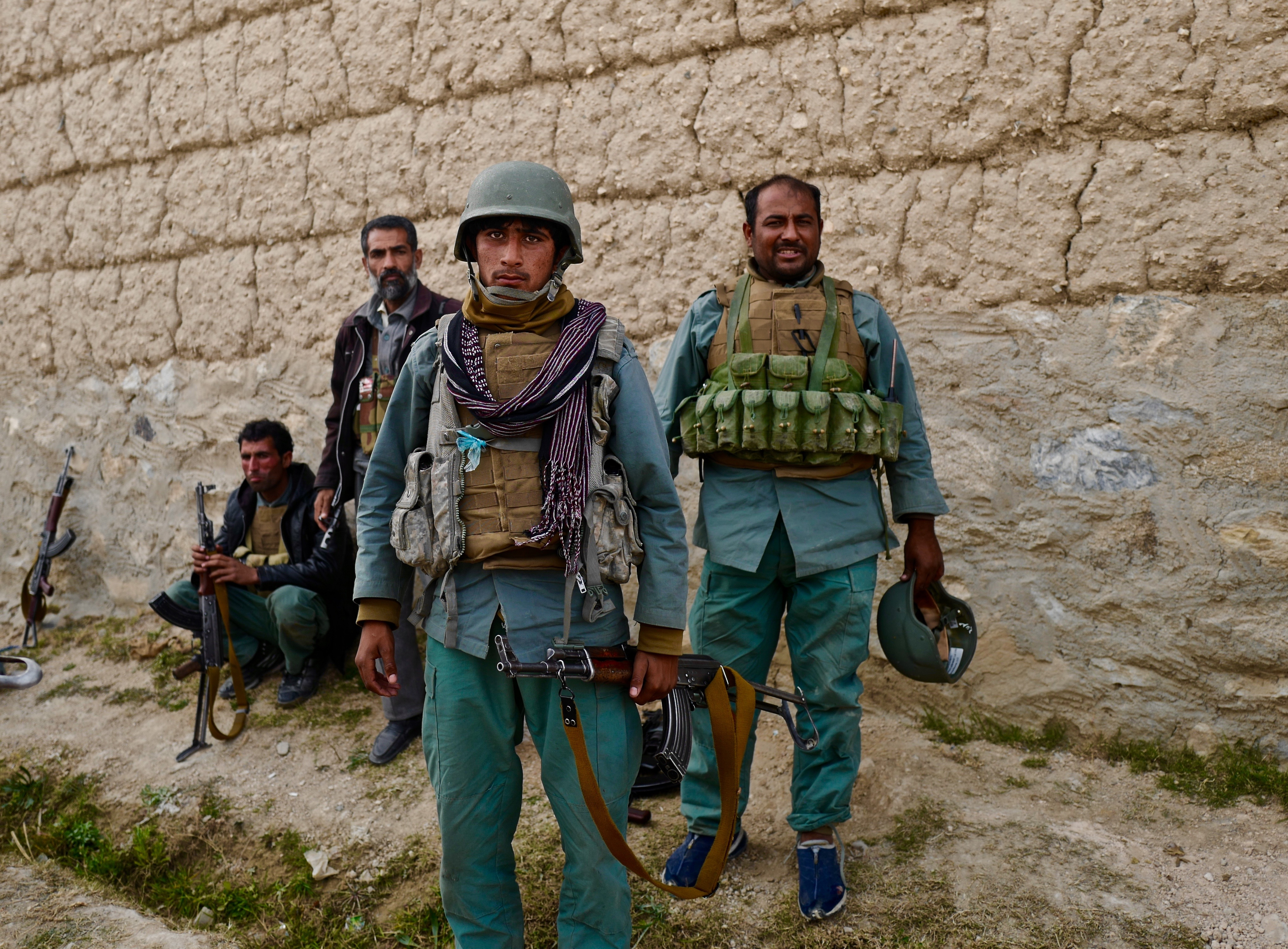 Essays on the war in afghanistan