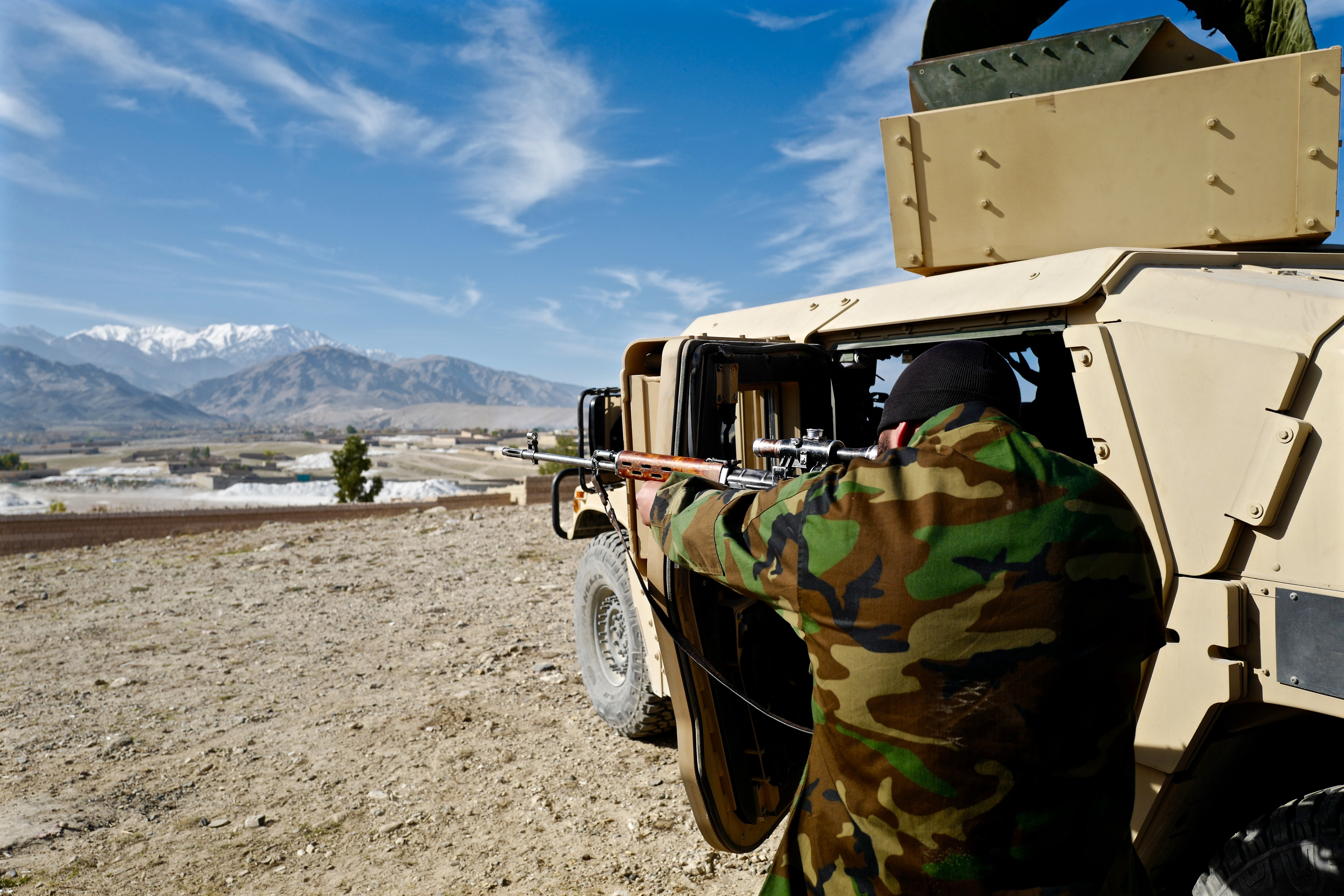 Afghanistan: A Reporter's Journey Through a Winter of War