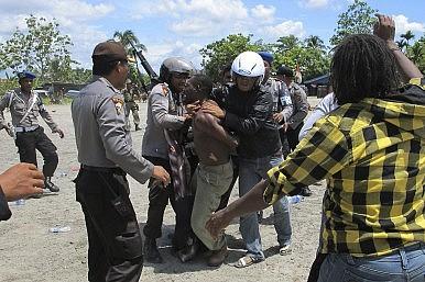 Indonesia's Papua Reporting Paranoia