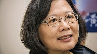 Tsai Ing-wen: Hardly Beijing's Worst Nightmare