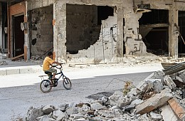 China's New Era of Diplomacy: Engaging in Syria