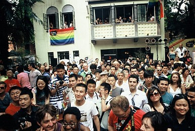 Is Gay Marriage on the Horizon in China?