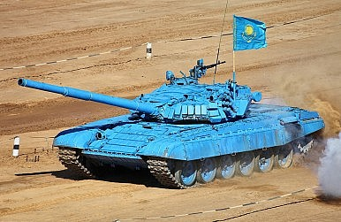 Kazakhstan to Sell Armored Vehicles to Jordan