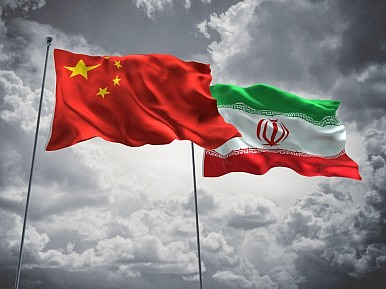 Image result for Iran China