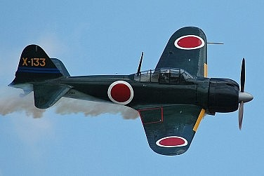 Japan's Fearsome World War II-Era 'Zero' Fighter Takes to the Skies