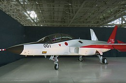Japan Unveils New 5th Generation Stealth Fighter Jet