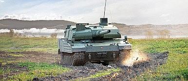 Pakistan's New Main Battle Tank? Turkey's Altay Tank Enters Mass Production